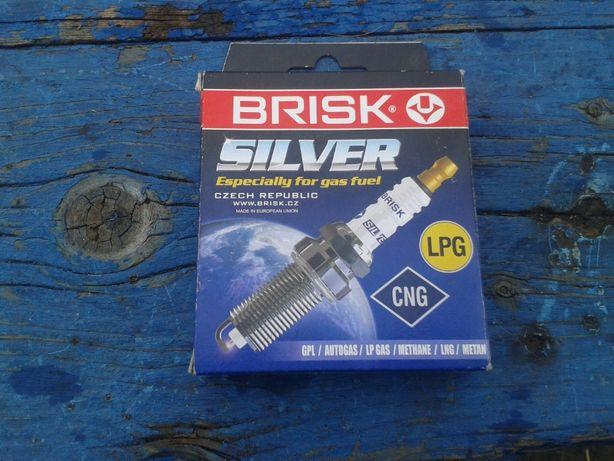 Свечи Brisk DR17YS.4K для ГБО б\у