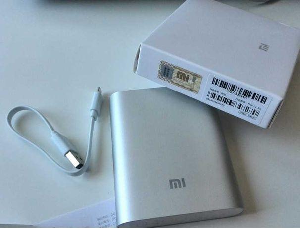 Зарядное устройство повербанк Power Bank xiaomi Mi 10400 mAh