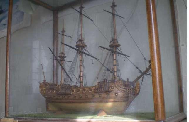 """Продам модель парусного корабля """"Гото Предестинация"""""""