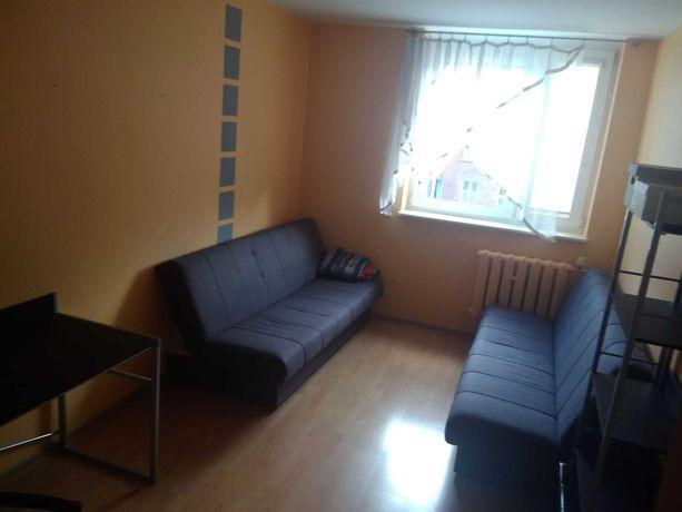 Wynajmę mieszkanie 2 pokojowe wrzeszcz (lipiec-wrzesień)