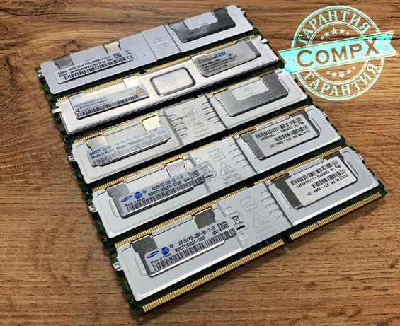Гарантия! DDR3 4gb (8/16 GB) 1333 1600 MHz ECC Reg CompX