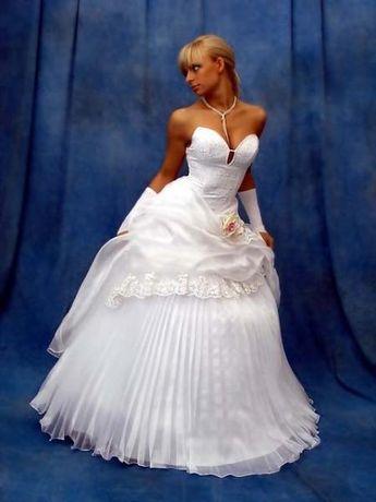 Prześliczna nowa suknia ślubna
