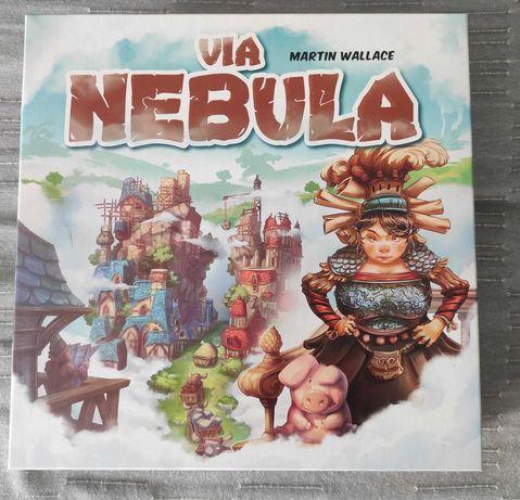 Via Nebula * gra planszowa dla 2-4 osób * nowa