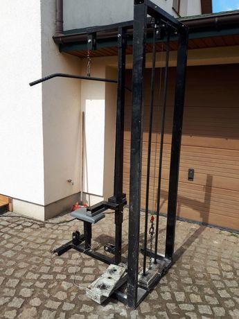Wyciąg górny i dolny 150kg obciążenia atlas dostawa