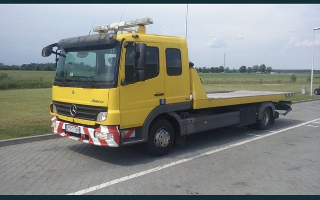 Pomoc drogowa A4 transport assistance autolaweta laweta