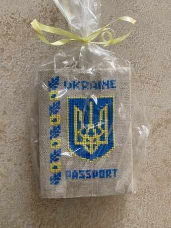 Чехол на паспорт ПОДАРОК