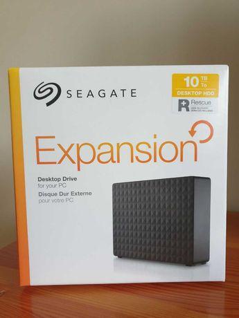 Dysk zewnętrzny Seagate 10TB, usb