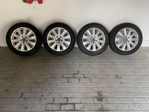 Mercedes s400d Felgi + Opony Continental ContiWinerContact 245/50 R18