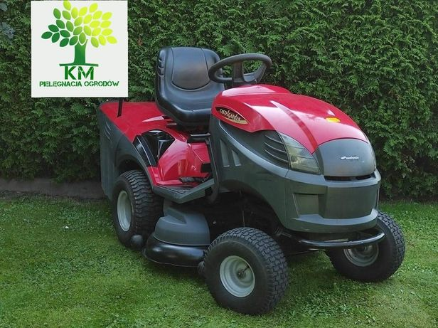 Castelgarden Stiga/20km V2 Briggs&Stratton /traktorek kosiarka/hydro