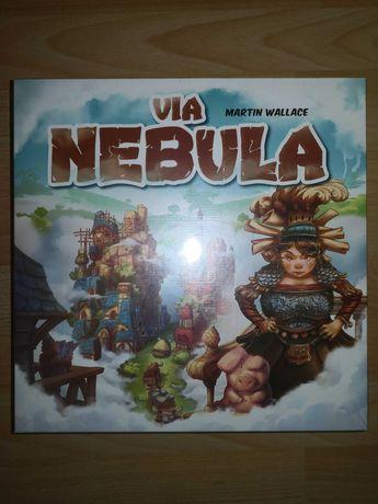 Gra planszowa planszówka Via Nebula - nowa