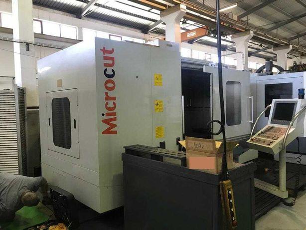 Centro Maquinação CNC MICROCUT CHALLENGER MCV-1275