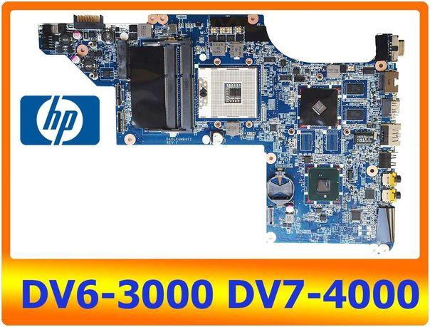 Материнская плата HP pavilion dv7-4000 dv6-3000 intel +ATI HD 5650