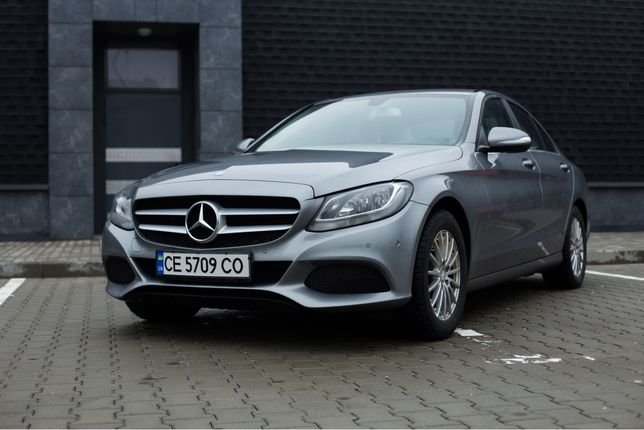 Mercedes-Benz C 180 bluetec, 2015 рік