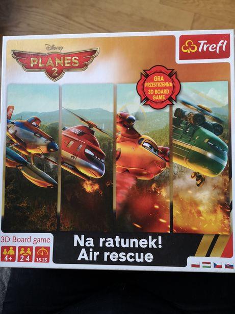 Gra planszowa Na ratunek !Air rescue