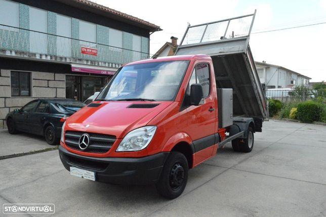 Mercedes-Benz Sprinter 513 CDI c/Báscula