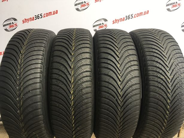 R15 205/65 MICHELIN Alpin 5 Шины Б.У Зима Germany 6.4mm