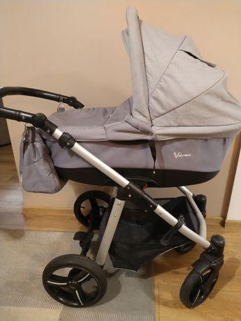 Wózek Bebetto vulcano 3w1, ISOFIX