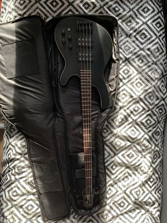 Cort C4H BKS - Elektryczna Gitara Basowa