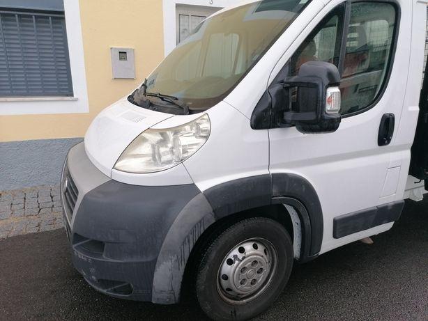 Fiat ducato de 2012 de caixa aberta