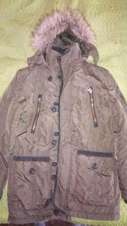 Пуховик МЕХХ , Аляска , куртка