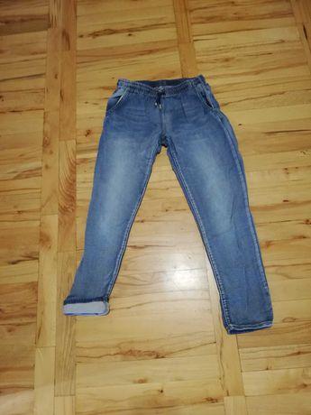 Spodnie damskie jeansy Super stan M