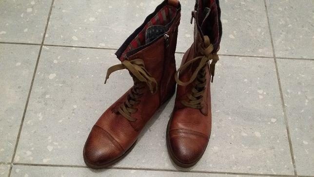 HILFIGER DENIM męskie buty za kostkę, rozm 41