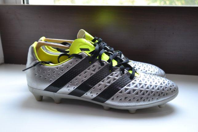 Adidas 43-42р бутсы шиповки бампы копочки копы оригинал 2016г.в