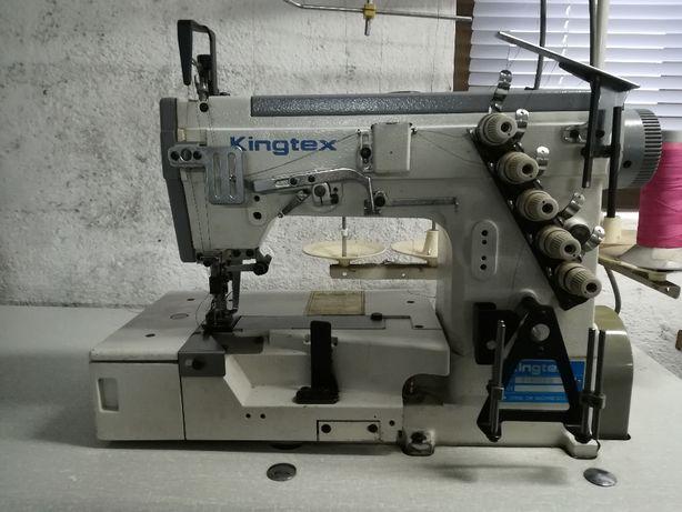 Maquina de Costura de Colaretes