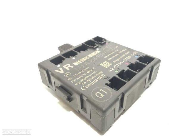A1669005505 Módulo eletrónico MERCEDES-BENZ B-CLASS (W246, W242) B 180 CDI (246.200) OM 651.901