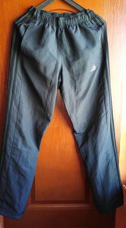 Spodnie Adidas spodnie sportowe rozmiar 168 cm rozmiar 36 38 na gumce