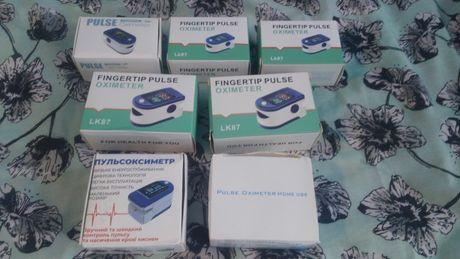 Пульсоксиметри оксиметри Fingertip Pulse Oximeter
