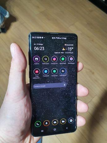 Samsung Galaxy S10 8Gb/128GB Stan bdb bez brandu i blokad+ 64SD ultra