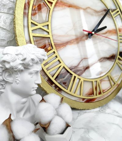 Часы настенные. Декор для дома. Подарок.