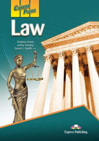 Career Paths: Law. Student's Book (+CD)
