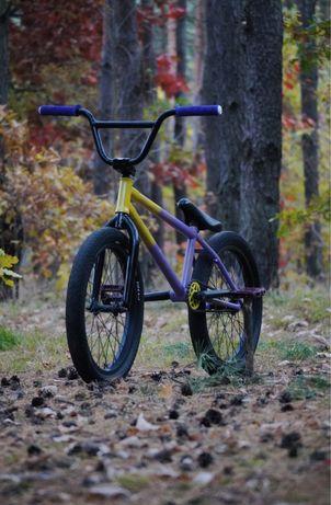 Rower BMX (FlyBikes, Trebol, Salt)