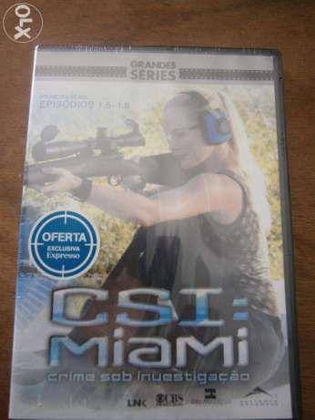 Série CSI: Miami 1ºTemporada - Completa