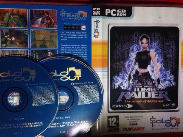 PC-CD| Tomb Raider VI: The Angel of Darkness 2CD