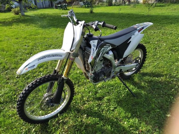 Yamaha YZ450F 2009 cross enduro