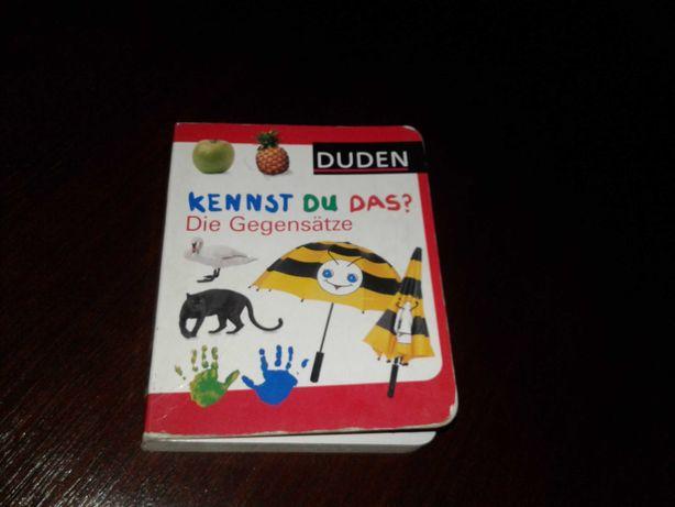 Книга на немецком Kennst du das ? Die Gegensatze Deutsch