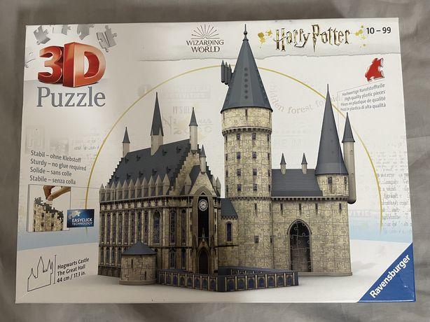 Пазлы 3D Гарри Поттер