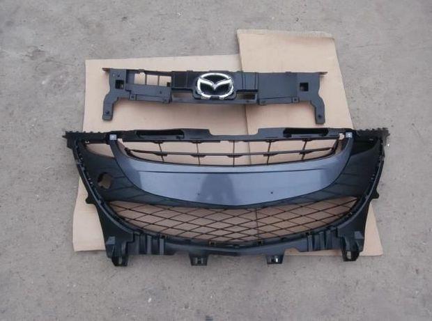 Mazda 5 крылья, фонари, решетка радиатора оригинальные запчасти