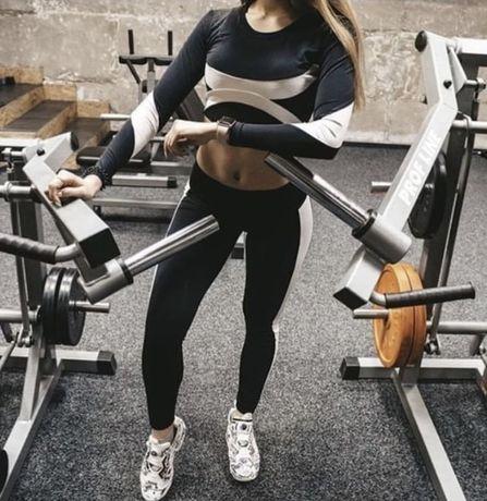 Спортивный комплект, одежда в зал, одежда для фитнеса