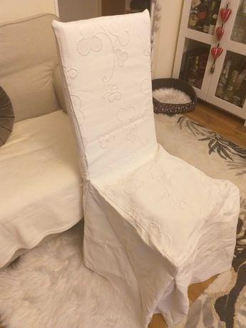 Sprzedam POKROWCE na krzesła