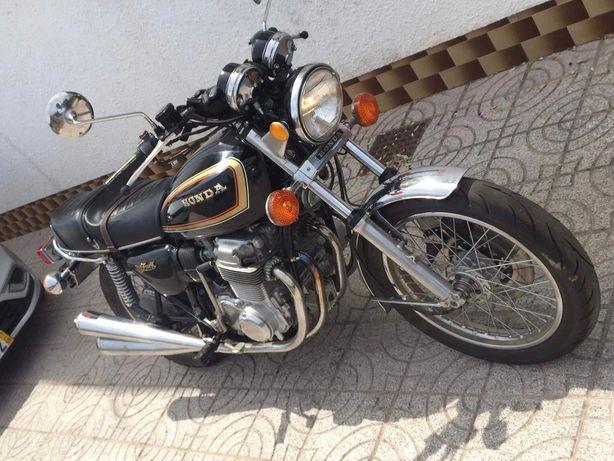 Vendo Honda CB750 K7