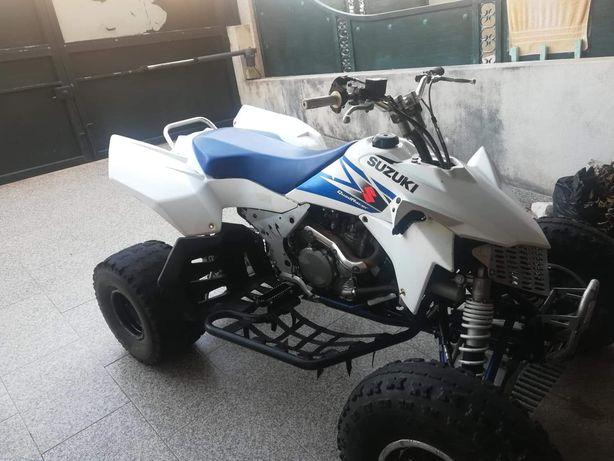Suzuki ltr 450 para peças