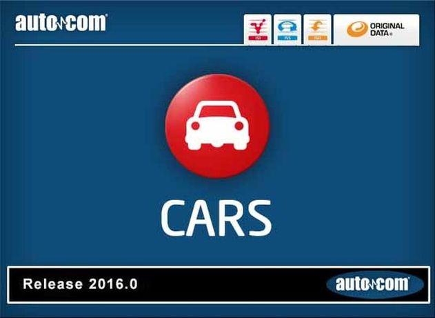 Продам По 2014-2016 Autocom cdp+