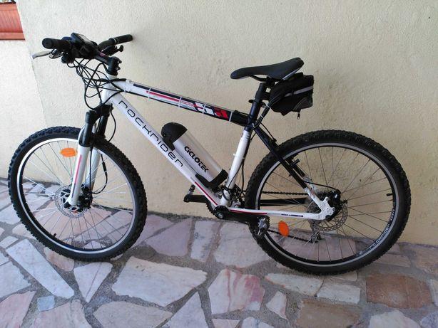 bicicleta elétrica 250W roda 26