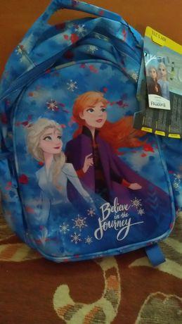 Frozen plecak szkolny nowy