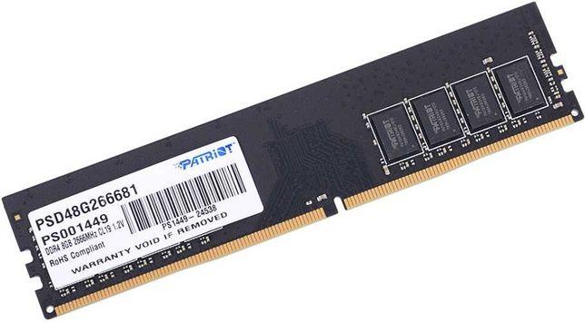 Оперативная память DDR4 2x8 (16GB) Patriot Signature (7500 рублей)