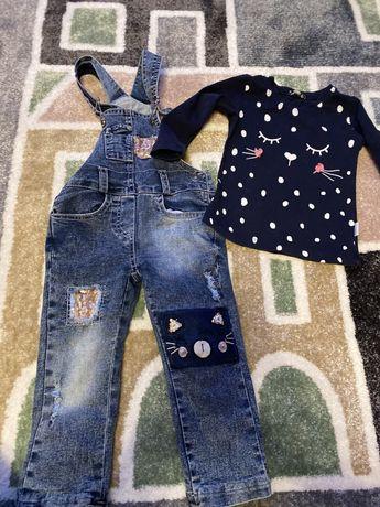 Одежда для девочки 80-86